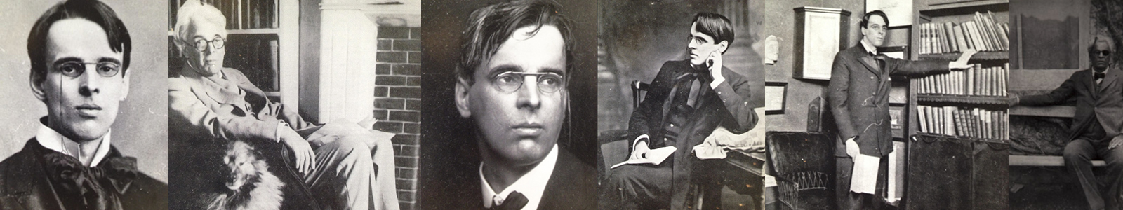 Images of WB Yeats